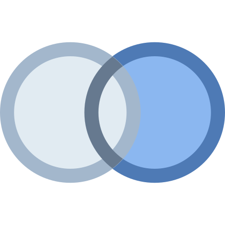 Query Outer Join Right icon
