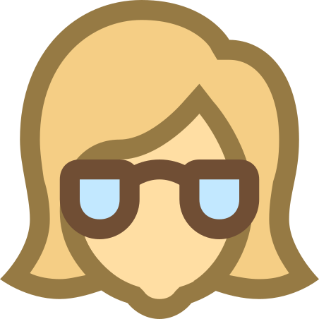School Director Female Skin Type 3 icon