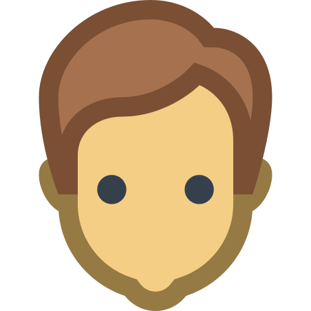 User Male Skin Type 4 icon