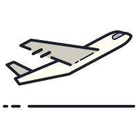 Airplane Take Off icon