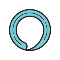 Amazon Alexa Logo icon