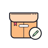 Edit Delivery Terms icon