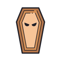 Coffin Face icon