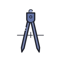 Drawing Compass icon