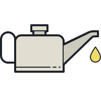 engine oil-level icon
