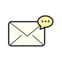 Envelope Dots icon