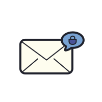Secured Mail icon