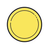 Filled Circle icon