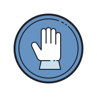 Hand Protection icon