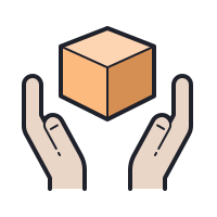 Handle With Care icon