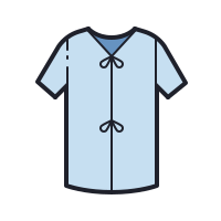 Hospital Gown icon