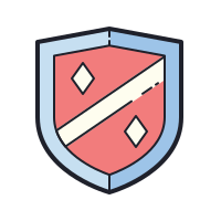 knight shield icon