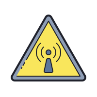 Non Ionizing Radiation icon