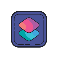 Color Hand Drawn icon