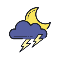 Stormy Night icon