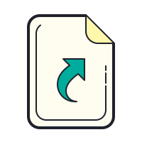 Symlink File icon