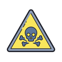 Toxic Material icon