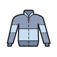 Tracksuit icon