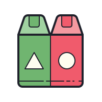 Waste Separation icon