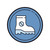 Wear Anti Static Boots icon