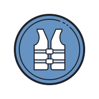 Wear Life  Jacket icon