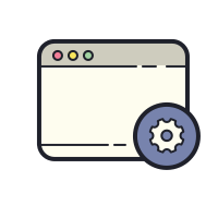 Window Settings icon