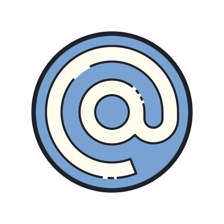 Email Sign icon