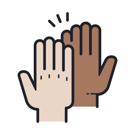 High Five icon