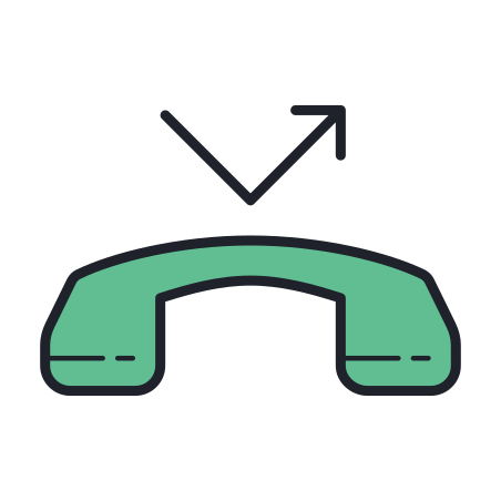 Missed Call icon