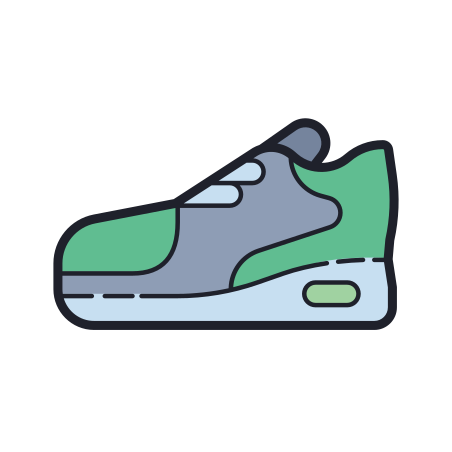 Sneakers icon
