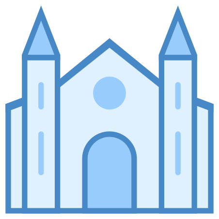 Cathedral icon