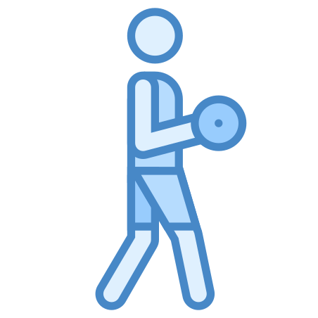 Curls With Dumbbells icon