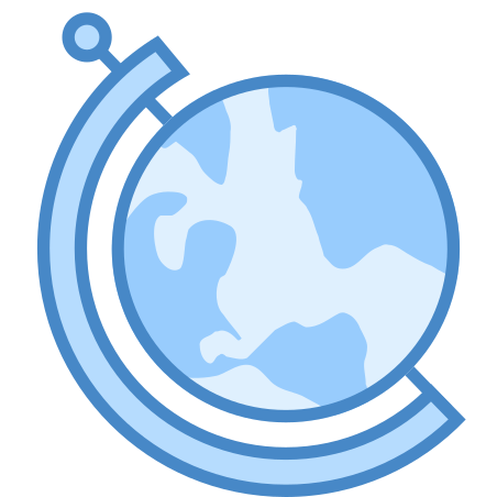 Globe Earth icon