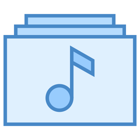 Music Library icon