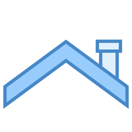 Roofing icon
