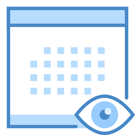 View Schedule icon
